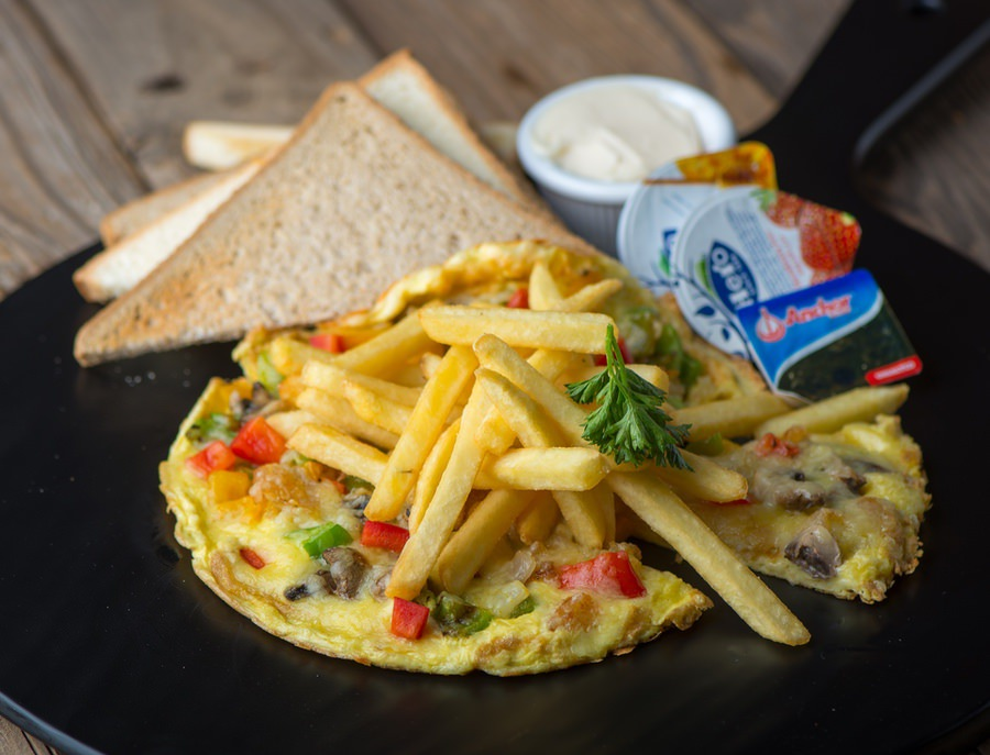 Spanish Style Omelet