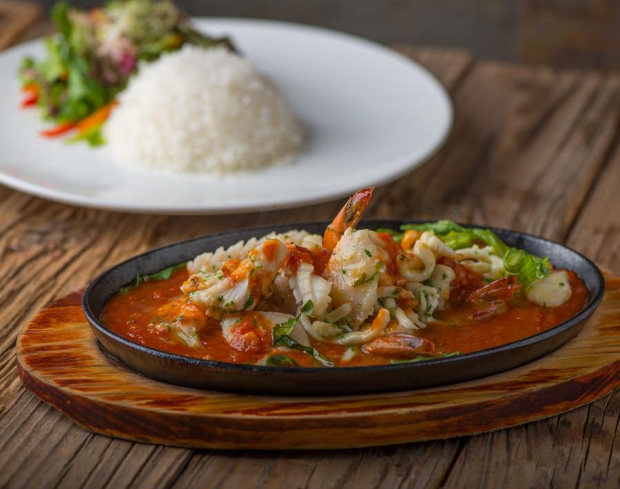 Seafood Tomato Herb